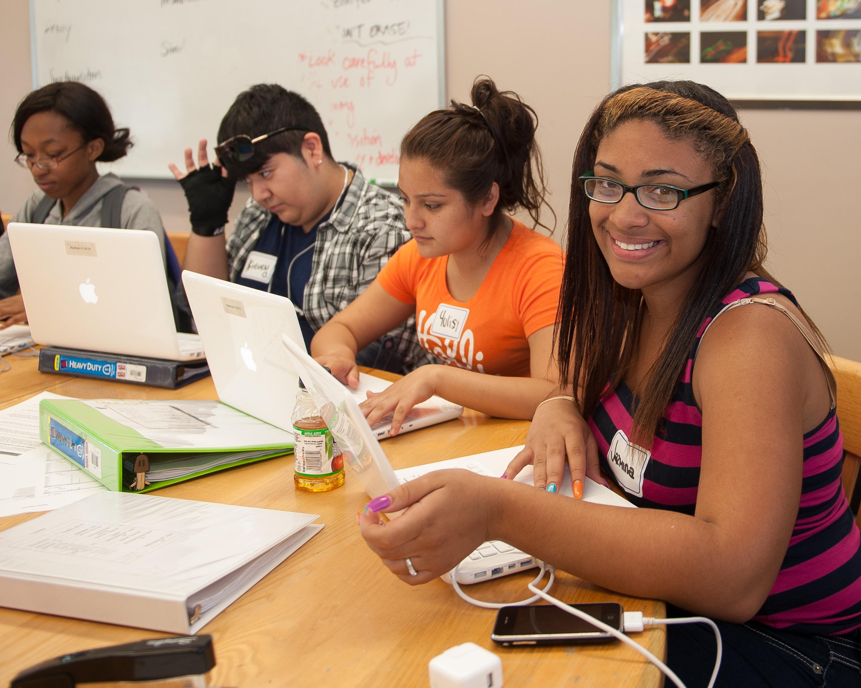 Pre-K, High School & College Admission Programs | Horizons